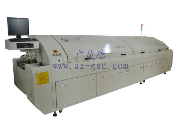 GSD-L8大型回流焊机