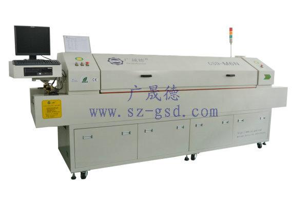 GSD-M6N全自动铅回流焊接机