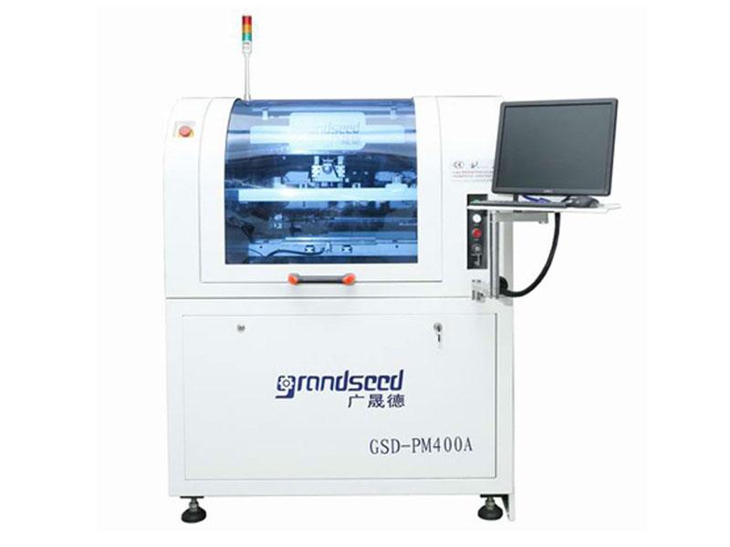 smt全(quan)自(zi)動(dong)錫膏印刷機GSD-PM400A
